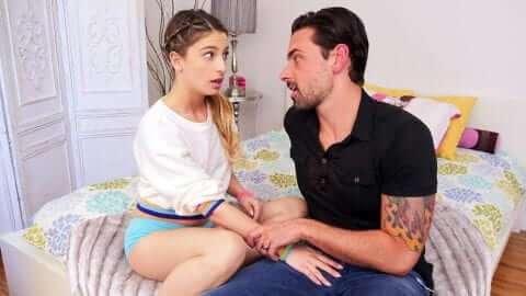 Sex Education With Stepdad Kristen Scott