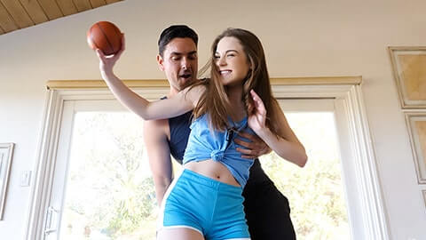 Sexy Basketball Game